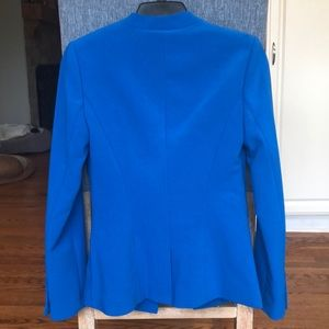 The Limited Jackets & Coats - The Limited Royal Blue Blazer